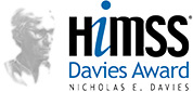 HIMSS Davies Award Logo